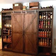 book shelf with doors wood bookshelf farmhouse barn door bookcase world market bookcases glass diy