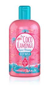 <b>Гель для душа Inecto</b> Кремовый, с маслом кокоса — купить в ...