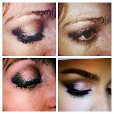 how to do formal eye makeup according to you