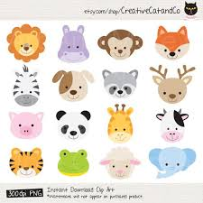 zoo animal clipart cute. Simple Zoo Image 0 And Zoo Animal Clipart Cute B