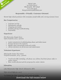 Resume For Customer Service How To Write A Perfect Customer Service Representative Resume 11