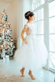 花嫁結婚式クラウン イヤリングでレース付きショート ドレス花嫁