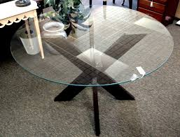 pier 1 glass dining table tables