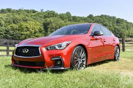 2018 infiniti cars. wonderful infiniti 2018 infiniti q50 front shot of car angled to the left in infiniti cars p
