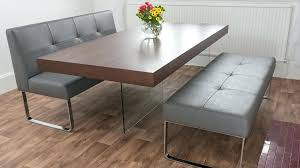 Dining Room Tables With A Bench Best Decorating