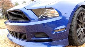 2014 Mustang Side Marker Lights 2013 Ford Mustang Gt American Muscle Black Housing Side