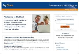 32 Valid My Chart Montana Washington