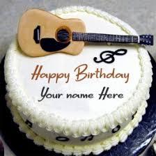 Write Name On Birthday Cake Images My Name Pix India