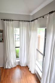20 diy drop cloth curtains for you to make