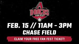 D Backs Fan Fest Arizona Diamondbacks