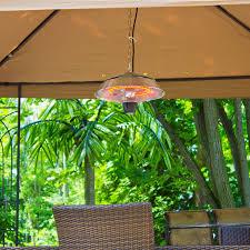 hanging patio heater. Amazon.com : Ener-G+ HEA-21523 Ceiling Patio Heater Portable Outdoor Heating Garden \u0026 Hanging K