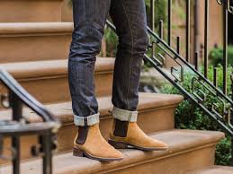 Deer stags men's rockland memory foam dress casual comfort chelsea boot. The 8 Most Versatile Chelsea Boots Men Can Wear This Fall