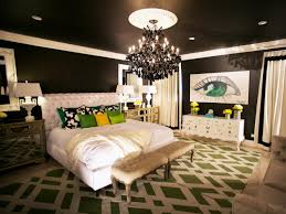 Black and White Bedrooms: Pictures, Options & Ideas | HGTV