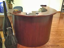 circular office desks. Brilliant Circular SAVVI Commercial And Office Furniture Affordable High Quality Chairs Reception Desk 72 Inch Radius 1495 Can Be Refinished Or Add Desks A