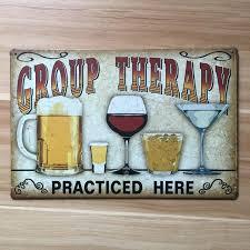wine metal wall art wine and drinking vintage home decor beer metal tin signs malt decorative wine metal wall art