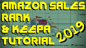 How To Use Amazon Sales Rank In 2019 How To Read Keepa Graphs Tutorial