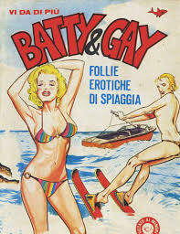 Batty e gay fumetti