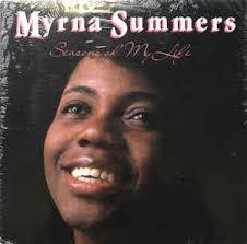 Myrna Summers – Seasons Of My Life (Vinyl) - Discogs