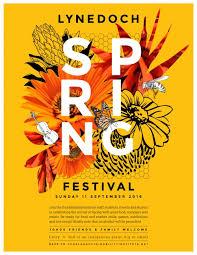 Spring Festival Lynedoch Spring Festival