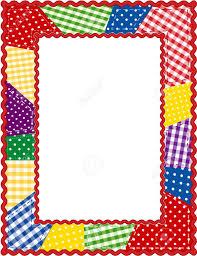 Quilt border clipart clipartfest - Clipartix & Quilt border clipart clipartfest Adamdwight.com