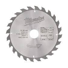circular saw blade. saw. bi 190 x 30 24z - 1 pc circular saw blade l