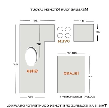 how to measure for kitchen countertops how to measure square footage of kitchen measure linear feet for kitchen cabinets linear slide bearings measuring
