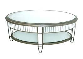 small mirrored coffee table design of round mirror zone best