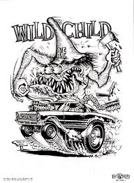 Small Picture Image result for rat fink coloring pages C Arts Crafts