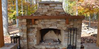Western Kitchen Pavilion Outdoor Fireplace Outdoor Kitchen And Pergola