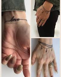 окольцевали почему тату браслеты стали очень популярны в Instagram