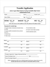 504 form nj 20 images of plan template california diygreat within high transfer application form