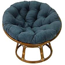 Wicker papasan chair Double Image Unavailable Image Not Available For Color Rattan Papasan Chair With Cushion Amazoncom Amazoncom Rattan Papasan Chair With Cushion Kitchen Dining