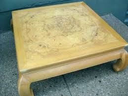 henredon coffee table henredon coffee table heritage