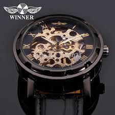 wrg8008m3b2 2014 winner men hand wind skeleton fashion black wrg8008m3b2 2014 winner men hand wind skeleton fashion black luxury watches watch box high quality