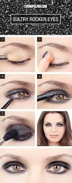 makeup tutorial sultry rocker eyes