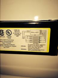 t ballasts to t ballast running fluorescent bulbs attached images