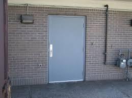 double steel exterior doors commercial. cool commercial steel security doors with exterior double