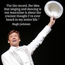 Hugh Jackman - Movie Actor Quote - Film Actor Quote #hughjackman ... via Relatably.com