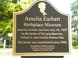 Image result for earhart museum