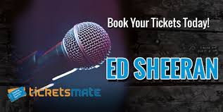 Ed Sheeran Tickets Ed Sheeran Tour Tickets Ed Sheeran