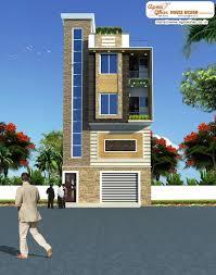 Modern 3 Bedroom House Design 3 Bedroom Modern Triplex 3 Floor House Design With Garage Shop