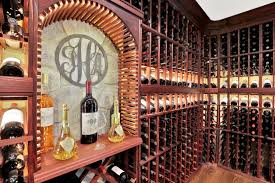 Wine cellar lighting Modern Crafting The Perfect Wine Cellar James River Construction Of And Room Lighting Images Kalvezcom Crafting The Perfect Wine Cellar James River Construction Of And