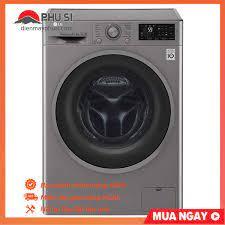 Máy giặt sấy LG FC1409D4E, giặt 9.5kg, sấy 5kg, Inverter giá rẻ 11.780.000₫
