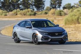 2017 Honda Accord Sport Bulb Size Chart 2020 Honda Civic Hatchback Gets Revised Styling Other Small
