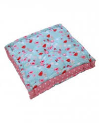 floor cushions for kids. Cotton Birds And Flowers Floor Cushion Cushions For Kids N
