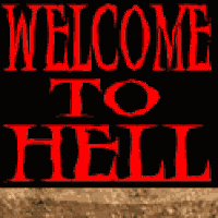 「welcome to hell」の画像検索結果