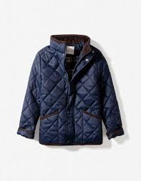Fashion: Quilted Jacket for Boys (2-14 years) Autumn-Winter by ... & Kids Fashion: Quilted Jacket for Boys (2-14 years) Autumn-Winter by Zara  Kids 2018 Adamdwight.com