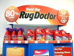 how much to a rug doctor how much does it cost to a rug