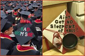 Graduation Cap Designs For Guys These Graduation Caps Will Either Have You Clapping Your