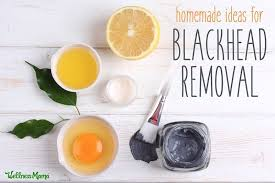 homemade blackhead removal ideas